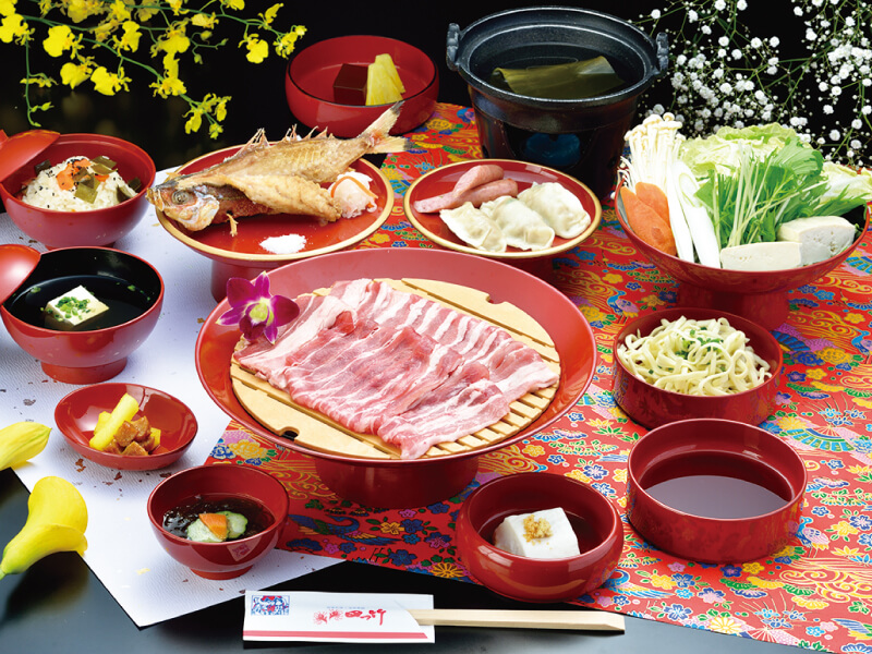 套餐(Yugabu)